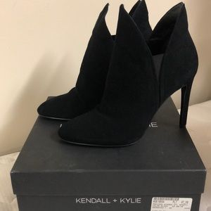 Kendall + Kylie booties for sale!